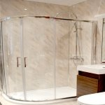 Large Shower Panels / Bathroom Wall Panel (2.4M x 1M x10mm)
