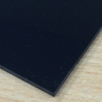 2.5mm PVC Sheet & Trims in Black