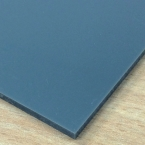 2.5mm PVC Sheet & Trims in Blue