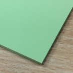 2.5mm PVC Sheet & Trims in Grape Green