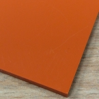 2.5mm PVC Sheet & Trims in Orange