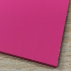 2.5mm PVC Sheet & Trims in Pink