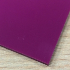 2.5mm PVC Sheet & Trims in Purple