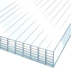 35mm Polycarbonate Roofing Sheet