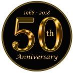 Golden 50th Anniversary 2018