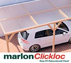 16mm Marlon Clickloc Roofing System