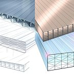 Polycarbonate Roofing Sheets and Panels