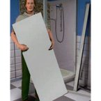 Hygiene Sheet White PVC