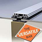 Vale Glazing Bar Frame Supporting