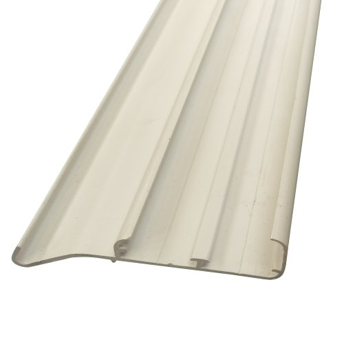 2100mm Avon Eaves Retainer White