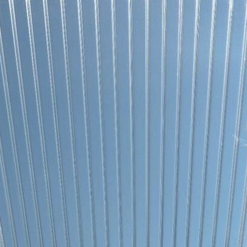 920 x 1200mm Door Canopy Sheet Twinwall Clear