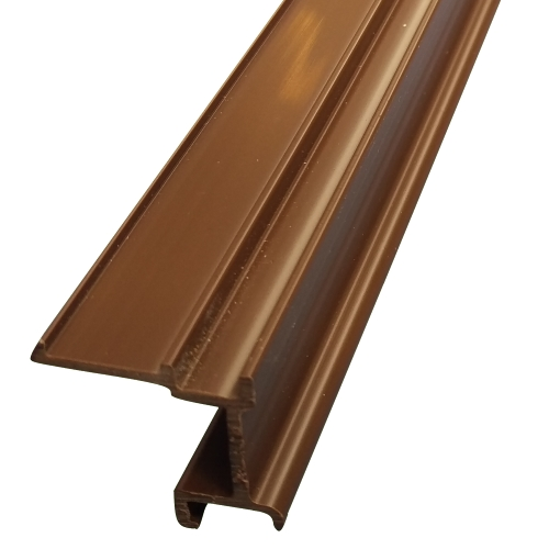 4M x 16mm End Bar Infill Brown