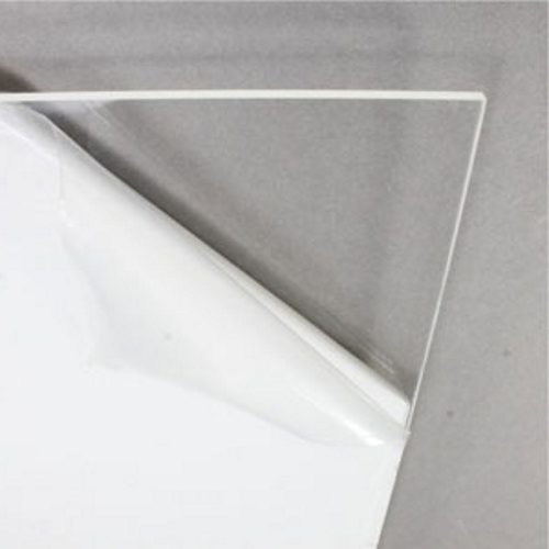 4mm 1020 x 750 Solid Polycarbonate Sheet CLEAR