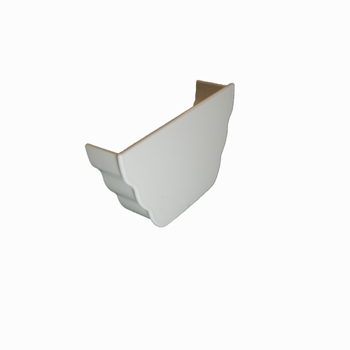Stopend Internal Ogee White