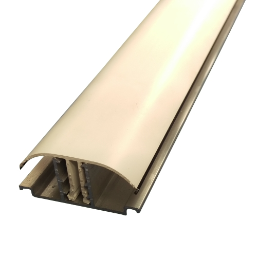 3M HawK Frame Supported Glazing Bar White