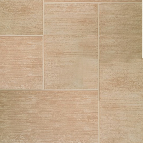 GeoPanel Medium 7mm 2.6M x 600mm Pack of 2 Largel Tile Beige