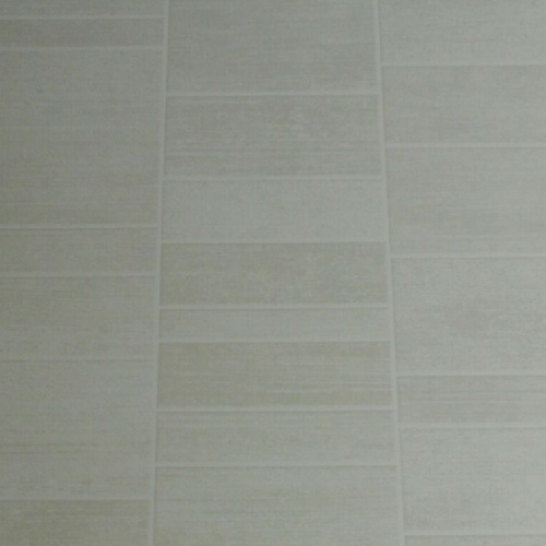 GeoPanel Medium 7mm 2.6M x 600mm Pack of 2 Small Tile White