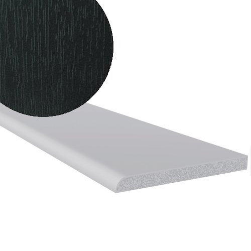 2.5M x 60mm Architrave Black Ash