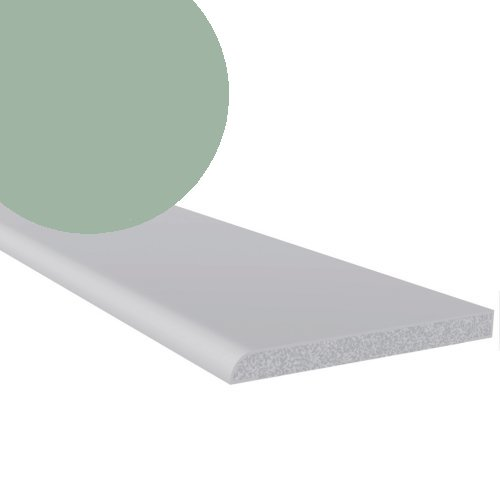 2.5M x 60mm Architrave Woodgrain Chartwell Green