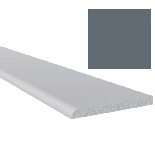 2.5M x 60mm Architrave Gloss Anthracite Grey