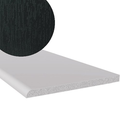 2.5M x 90mm Architrave Black Ash