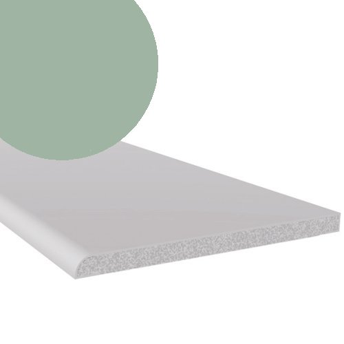 2.5M x 90mm Architrave Woodgrain Chartwell Green