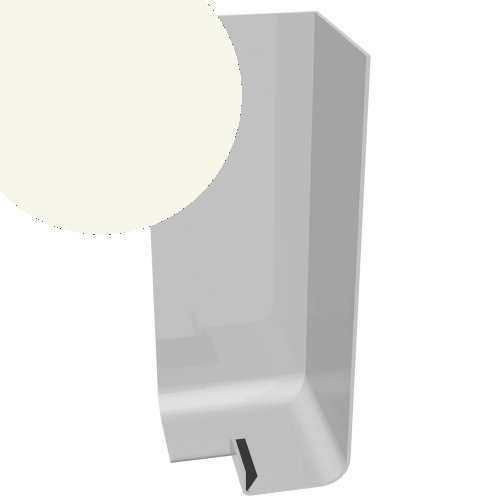 300mm x 90° External Corner Cover Pale Gold