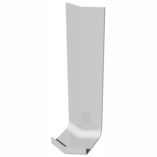 300mm x 135° Internal Corner Cover White