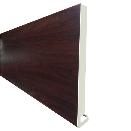 2.5M x 150mm x 18mm Replacement Fascia Rosewood