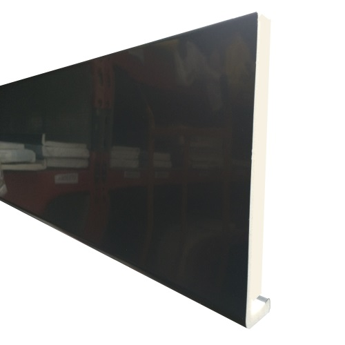 2.5M x 175mm x 18mm Replacement Fascia Anthracite Grey
