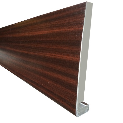 2.5M x 200mm x 18mm Replacement Fascia Mahogany