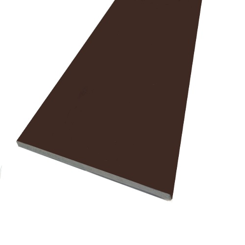 5M x 150mm x 10mm Multipurpose Board Solid Brown