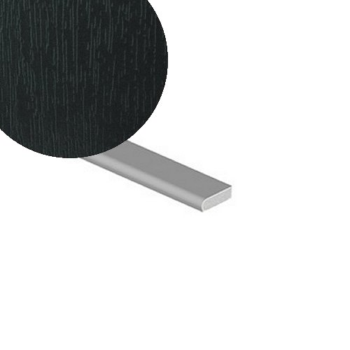 2.5M x 20mm Cloaking Fillet Black Ash