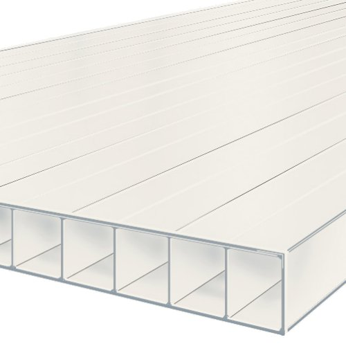 1.0M x 700mm Bonus 10mm Polycarbonate Sheet White