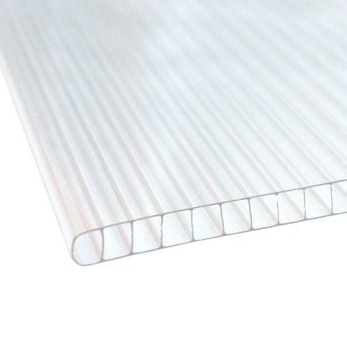 4M x 2100mm Bonus 10mm Polycarbonate Sheet Clear
