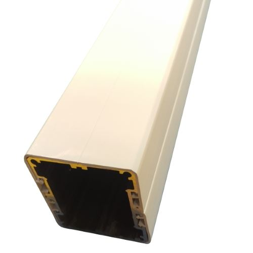 4M Peak Beam/Post White