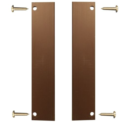 End Plate 130 Wall/P Brown (2)