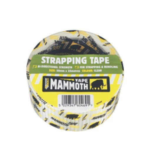 50mm X 25M Strapping Tape