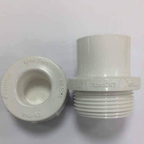 32mm Solvent Waste Pipe Access Plug