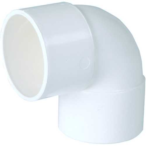 50mm Solvent Waste Pipe 90deg Bend