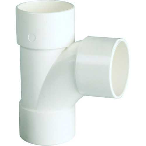 50mm Solvent Waste Pipe T Piece