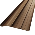 2100mm Avon Eaves Retainer Brown