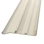 980mm Avon Eaves Retainer White