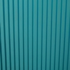 700 x 1200mm Door Canopy Sheet Twinwall Aqua
