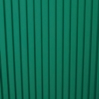 700 x 1200mm Door Canopy Sheet Twinwall Green
