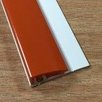 2.5M 2 Part Edge Trim Gloss Orange