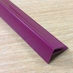 2.5M External Corner Gloss Purple
