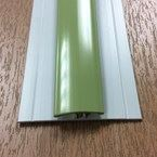 2.5M 2 Part H Trim Gloss Grape Green
