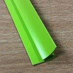 2.5M Small Internal Corner Gloss Lime Green