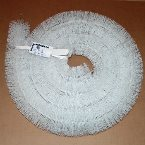 4M Hedgehog Gutter Guard WHITE
